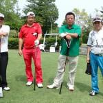 2015前期ゴルフコンペ大会