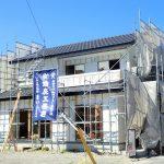 小名浜花畑 N様邸新築工事